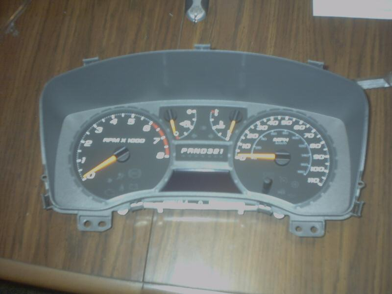 How To Remove Gauge Cluster