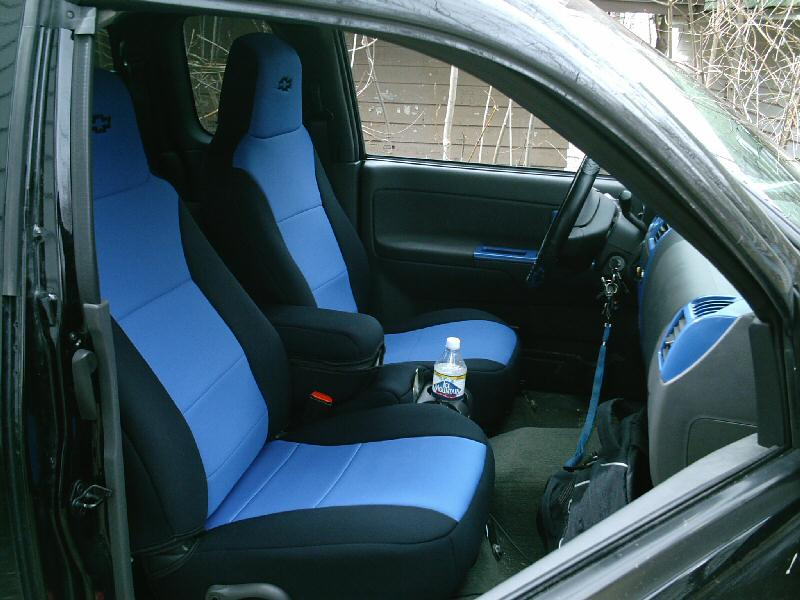 Chevy Emblem Seat Covers For Cars